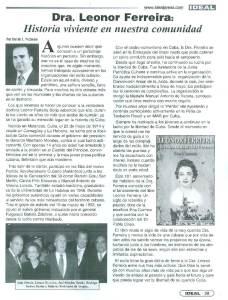 Ideal Leonor Ferreira